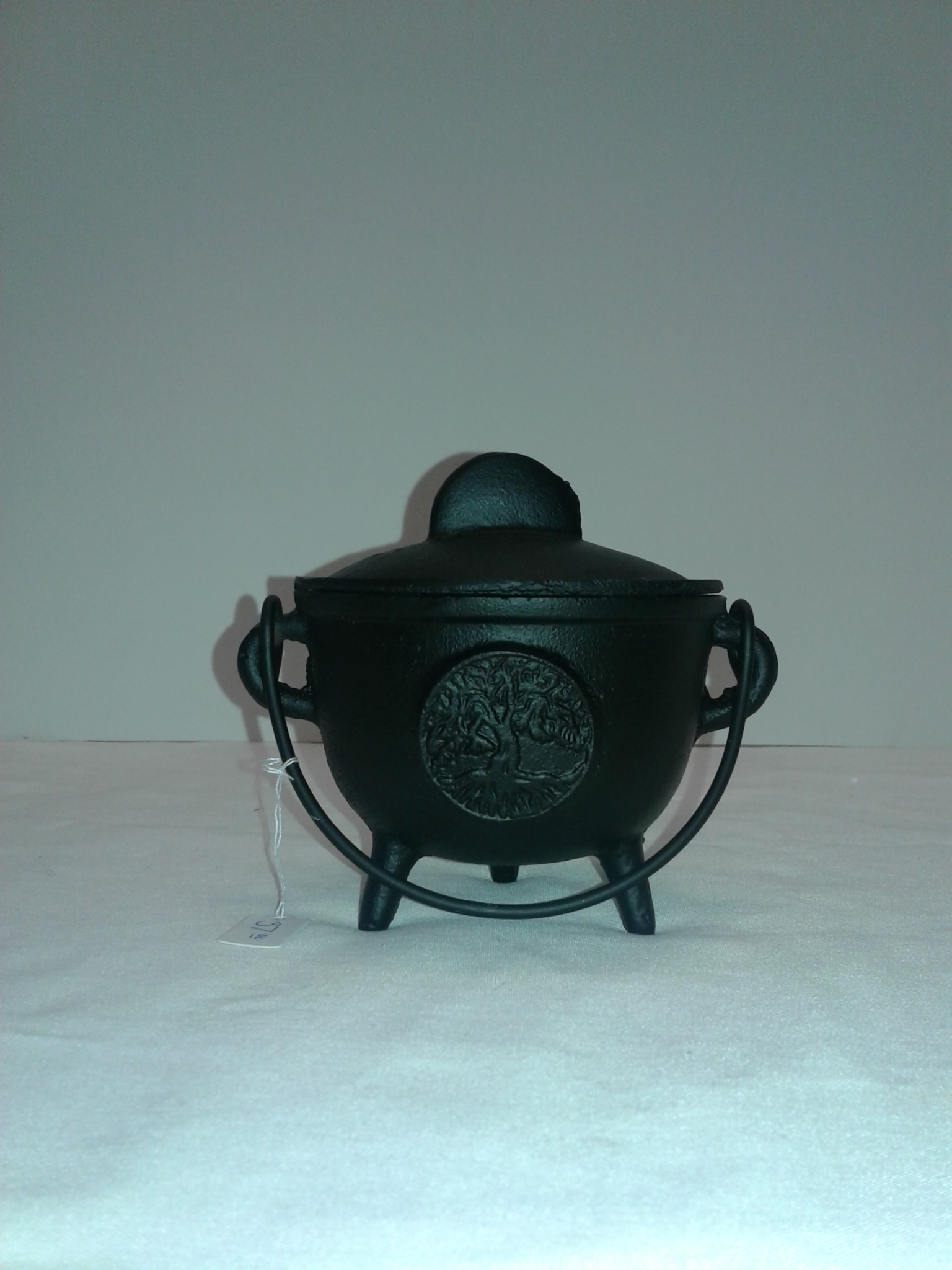 cauldron with Tree of life